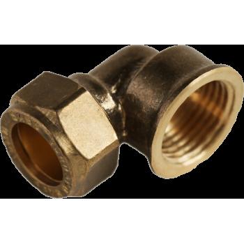 Compression Cxfi Elbow 90 15mmx1 Sabs