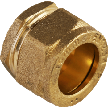 Compression Stop End 15mmx1 Sabs
