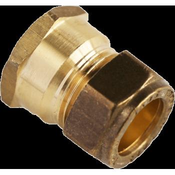 Compression Cxfi Pillar Tap 15mmx1 Sabs