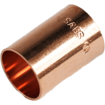 Solder Cxc Slip Coupler 15mmx1 Sabs
