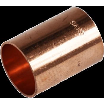 Solder Cxc Slip Coupler 22mmx1 Sabs