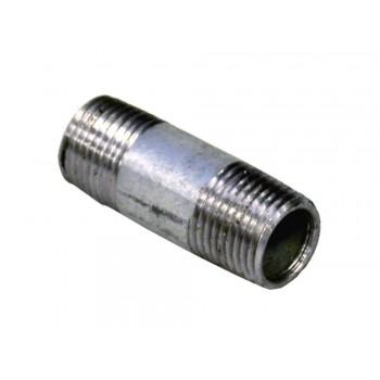 Galvanised Nipple 22mm X 2