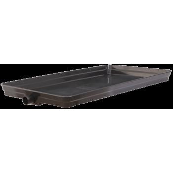 Drip Tray Black 100l-kwikot