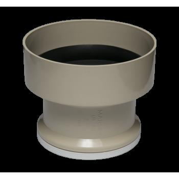 Underground Earth/ware Adaptor Fem 110mm Sabs