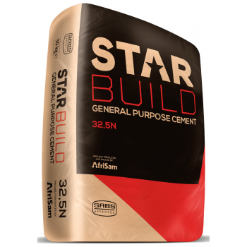 Cement Afrisam Star Build 32.5n
