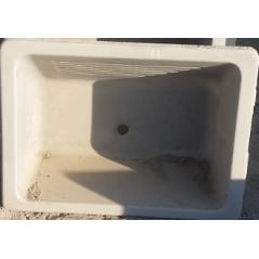 Wash Trough Concrete 685 Single