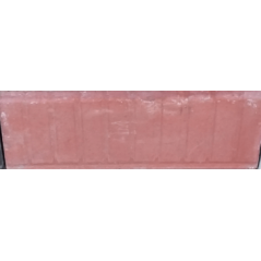 Window Sill Extension Concrete Red 510x180mm