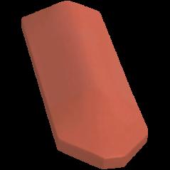 Concrete Roof Ridge V