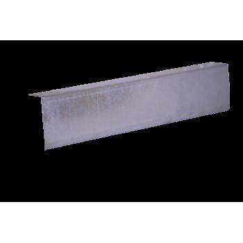 Cover Flashing Galvanised 1800x04x100mm