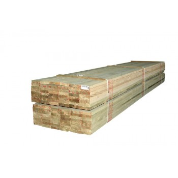 Structural Timber Sabs Cca Treated 38x152 6.6m