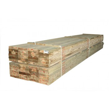 Structural Timber Sabs Cca Treated 50x228 4.2m
