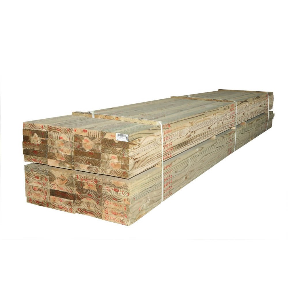 Structural Timber Sabs Cca Treated 50x228 6.6m