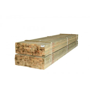Structural Timber Sabs Cca Treated 50x76 4.2m