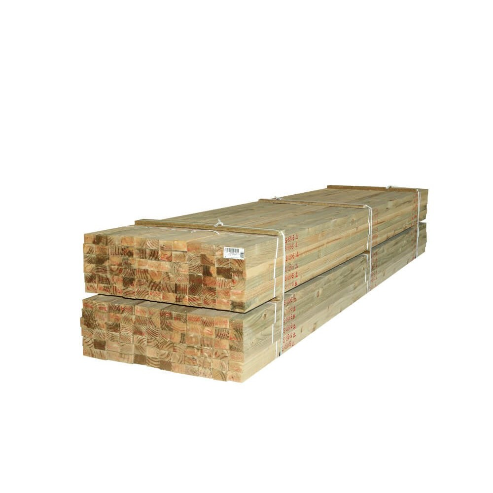 Structural Timber Sabs Cca Treated 50x76 6.6m