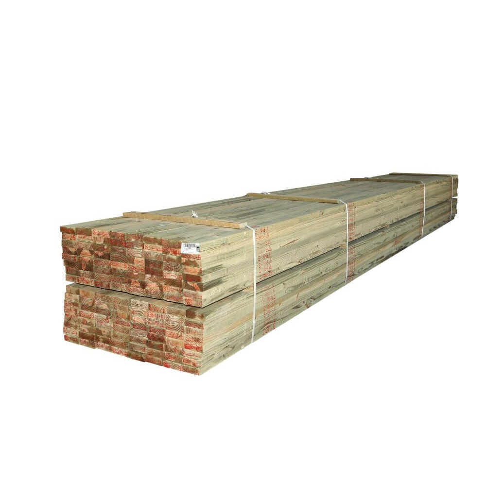 Structural Timber Sabs Cca Treated 38x114 6.6m