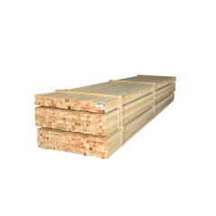 Structural Timber Sabs Untreated 38x38 4.8m