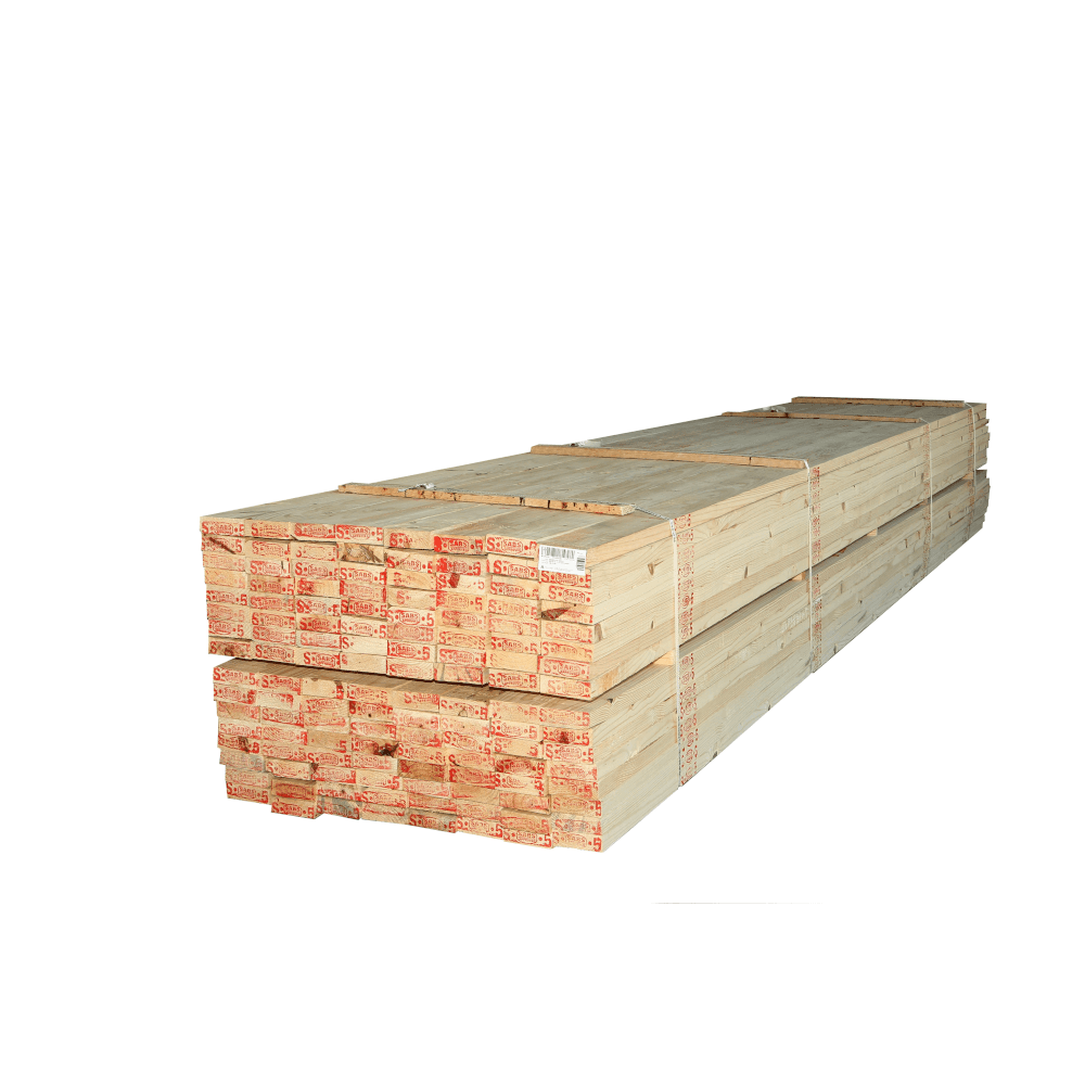 Structural Timber Sabs Untreated 38x114 5.4m