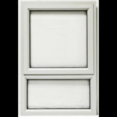 Window Frame Aluminiumin Pt69 Nat Clear