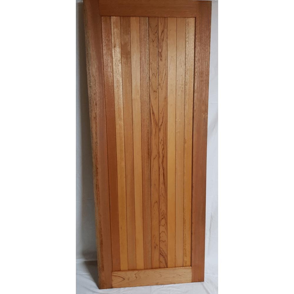 Door Wood F&l O/b Braced Lc