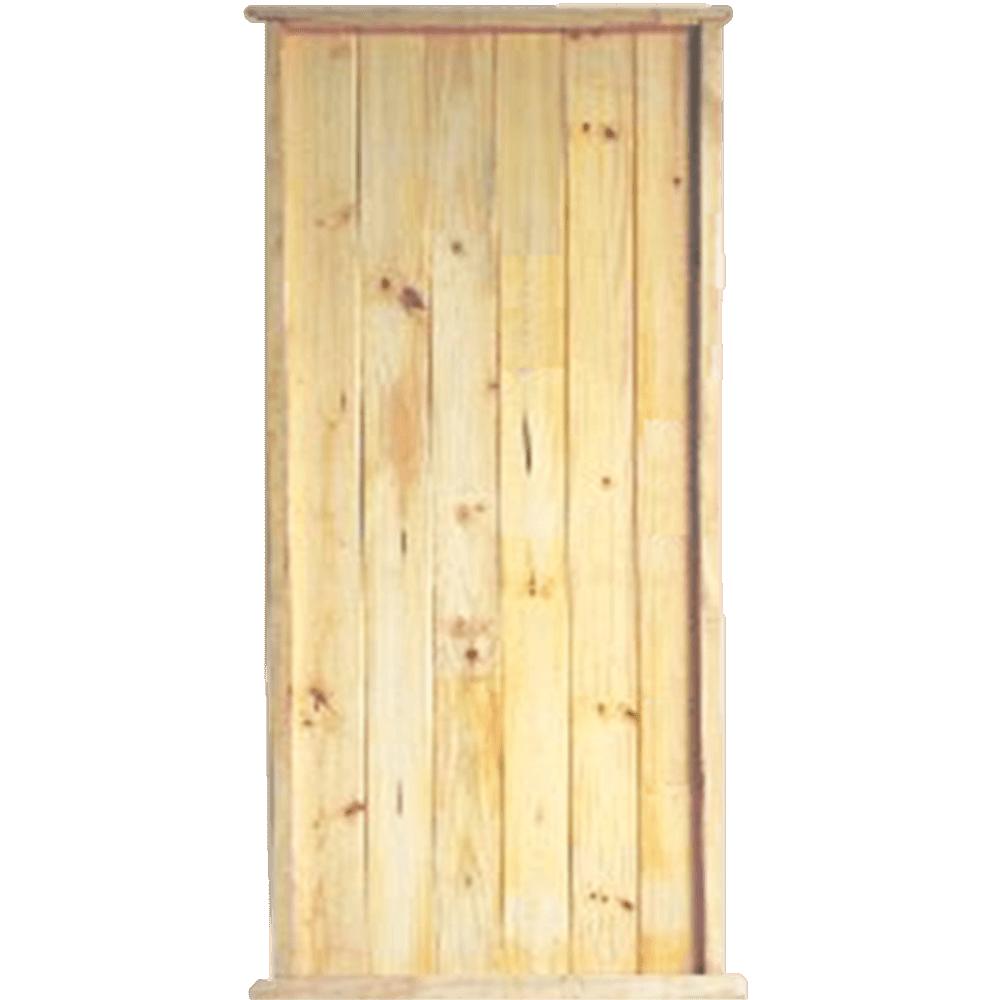 Doorframe Hut Pine 38*76 Full