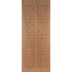 Wooden Door Medium Duty Traditional