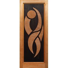 Door Hardwood Dancer