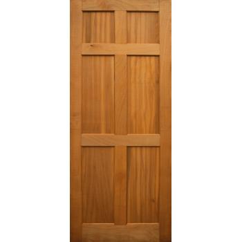 Door Hardwood Eco 6 Panel