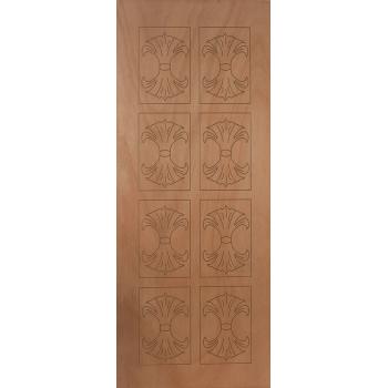 Wooden Door Medium Duty Ruby