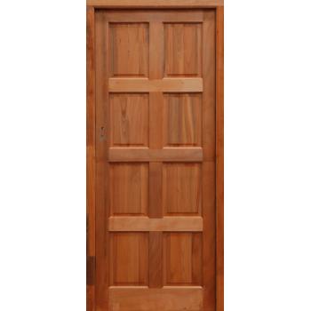 Wooden Door 8 Panel Pre-hung