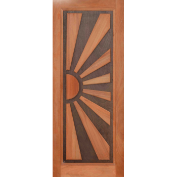 Door Hardwood Kalahari Sun