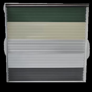Matty Roll-a-door W/grain Dk/dolphn S245