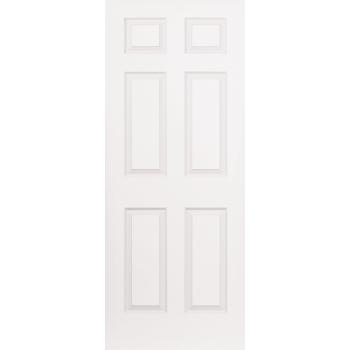 Wooden Door Tudor Deep Moulded
