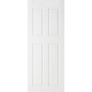 Door M/d 4 Panel Coventry White