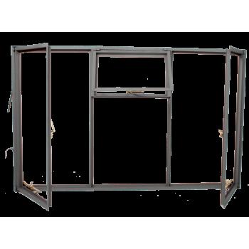 Window Frame Steel Nc4f F7
