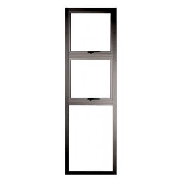 S/light Aluminium 2.1x600(pv2 621) 2 Vent Cha