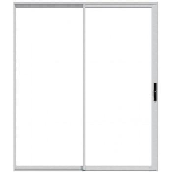 Sliding Door Aluminium In Nat 1.8m