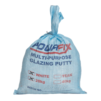 Powafix White Putty Bag