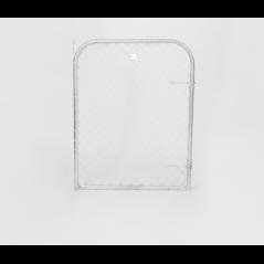 Gate Diamon Mesh 32x50mm Single Leaf 0.9x1.2m