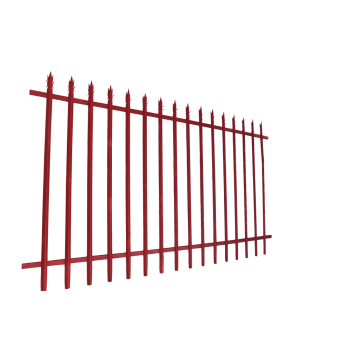 Palisade Panel 3000 X 1800 (7 Spike)