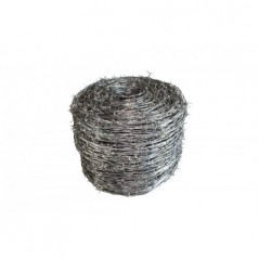 Barbed Wire Double Strand 2.5mmx25k X270m