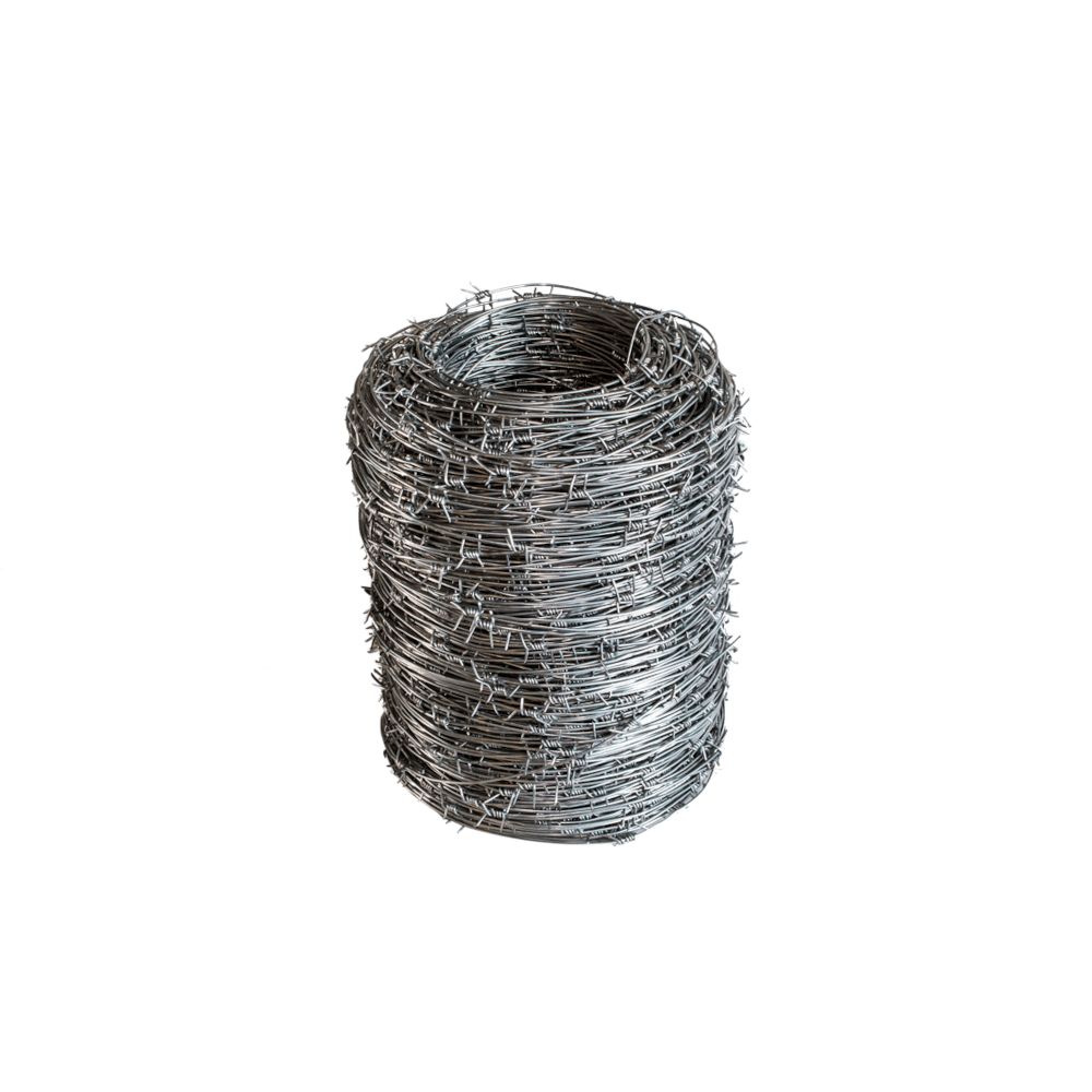 Barbed Wire Double Strand 2.5mm X 35kg X 380m