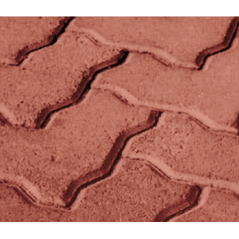 Red - Interlocking Paver