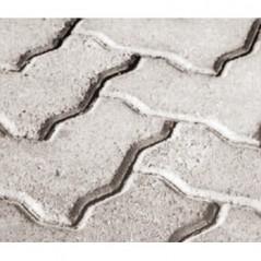 Paver Cement Interlocking 60mm Grey