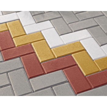 Paver Cement Bevel - Colours