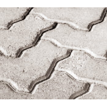 Paver Cement Interlocking 60mm-grey