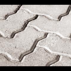 Paver Cement Interlocking 80mmgrey
