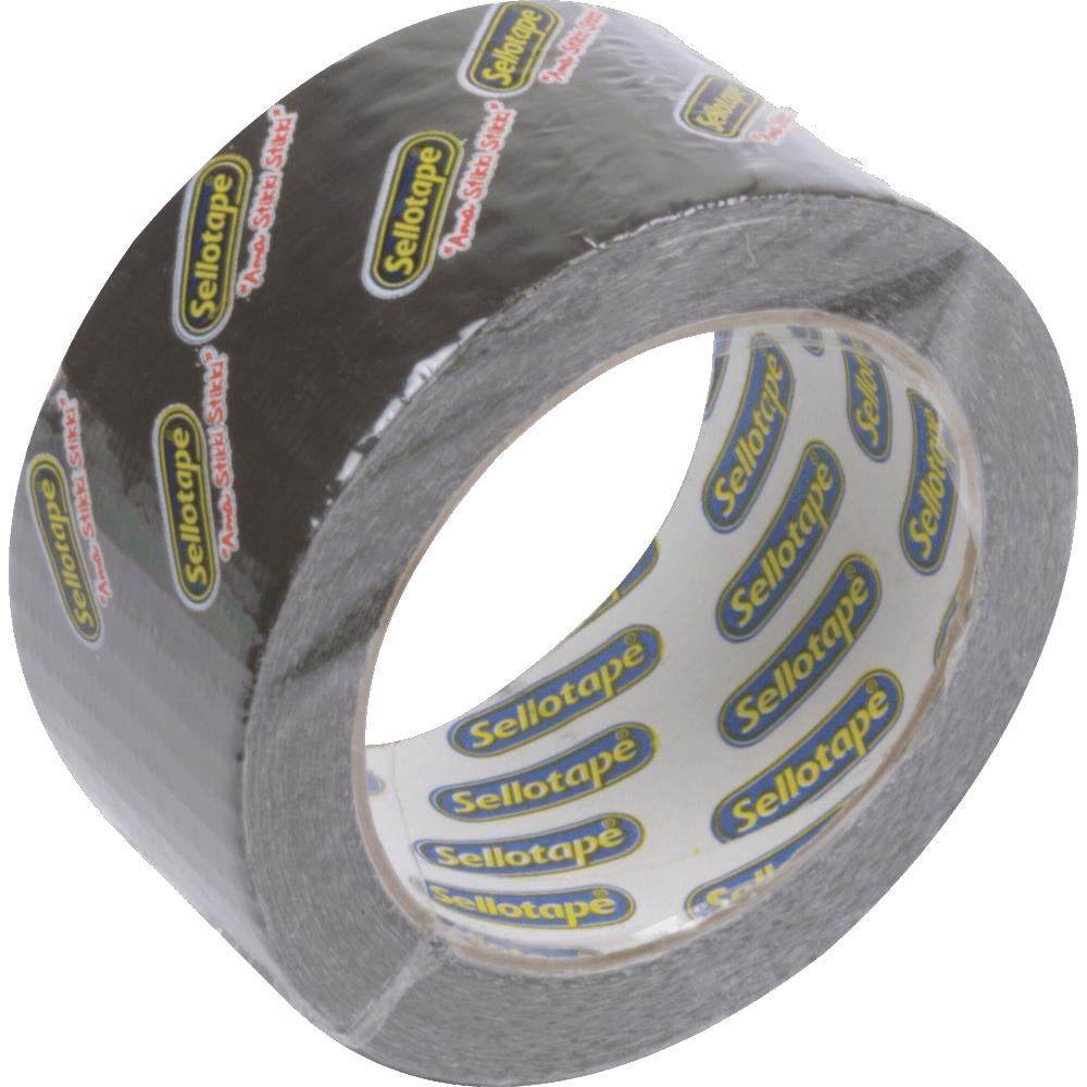 Duct Tape 25m X 48mm Black