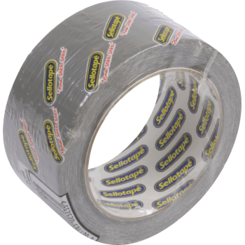 Duct Tape 25m X 48mm Silver