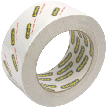 Duct Tape 25m X 48mm White