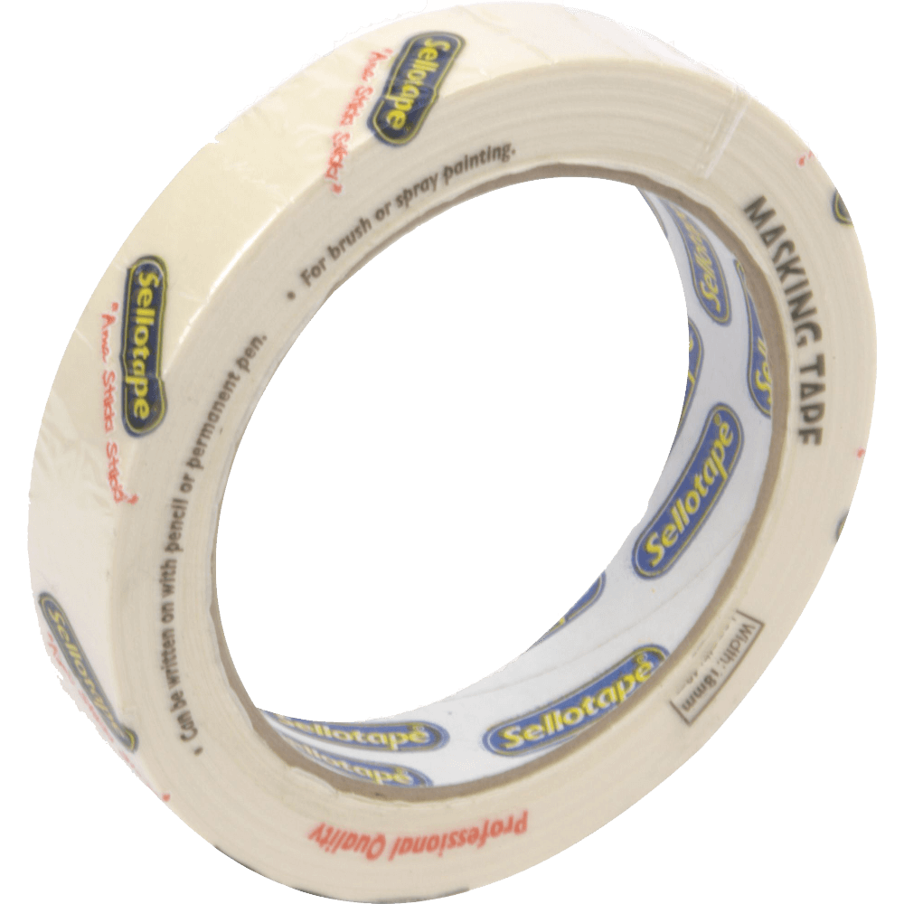 Masking Tape 60' 40m X 18mm